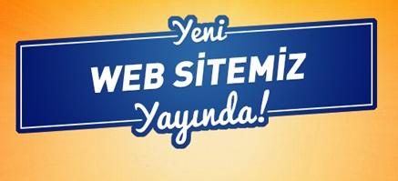 Websitemiz Yenilendi